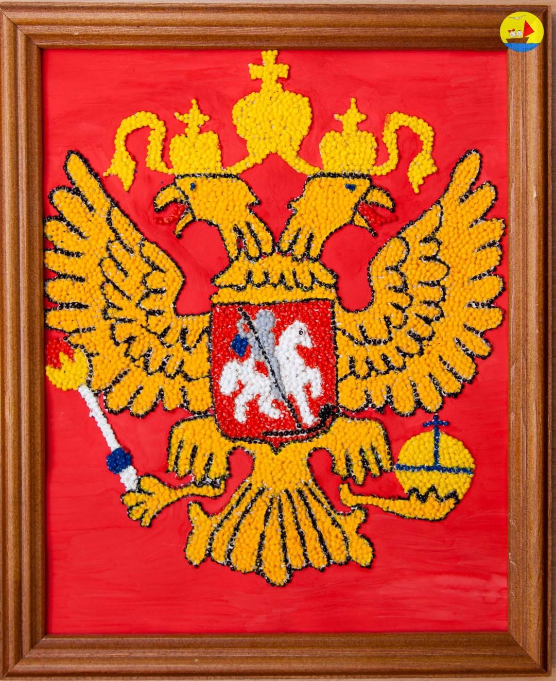 Поделки на тему символика россии картинки